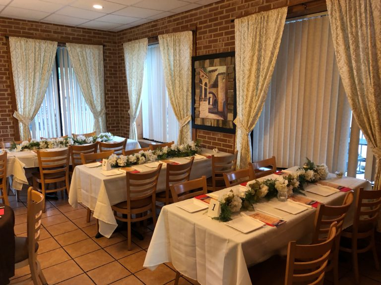 Italian restaurant Lynchburg